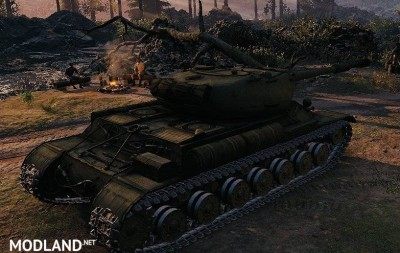 Old IS-4 Skin - By ST 1.0.3 [1.2.0.1], 4 photo